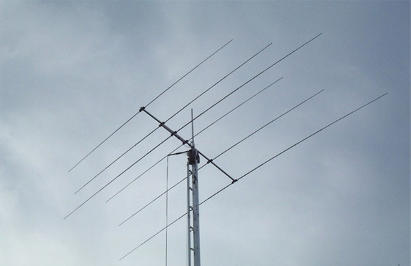 ICRC 3 Band 14-21 MHZ